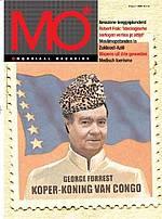 Portada de MO Magazine