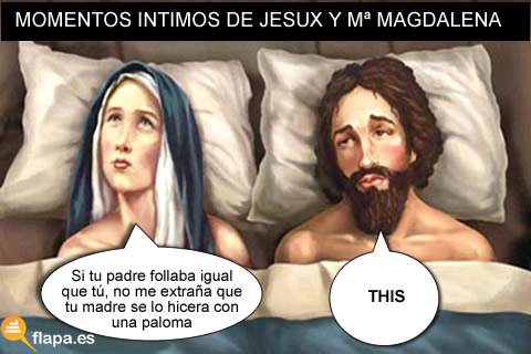jesus,maria,dios,religion,maria magdalena,cristo,sexo,cama