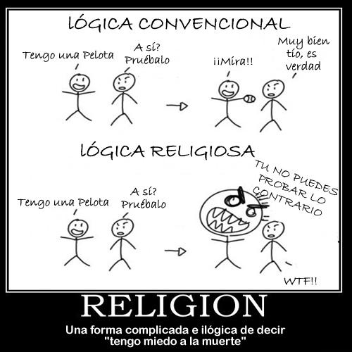 LOGICA RELIGIOSA
