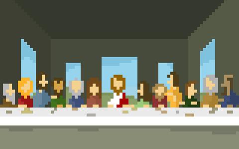 pantallaso juego jesus