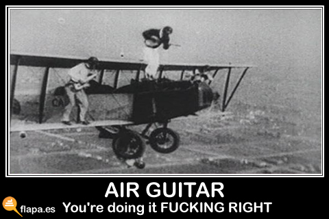 air, guitar, right, meme, photo, foto, guitarra, musica
