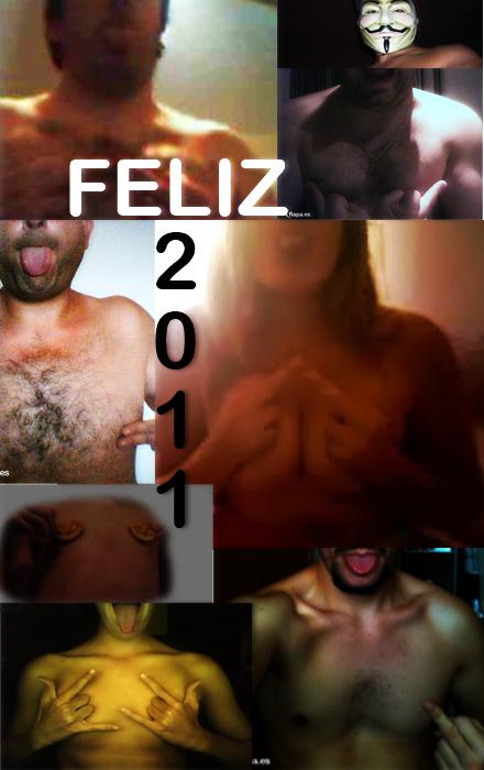feliz 2011, navidad, adios 2010
