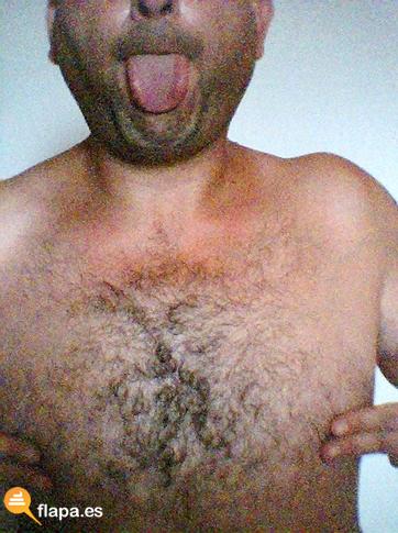 sessastyle, sessa, style, colaboracion, foto, pelos en el pecho, lengua, asco