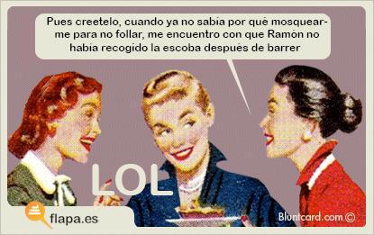 secretos de mujer, feminismo, machismo, barrer, escoba, limpieza