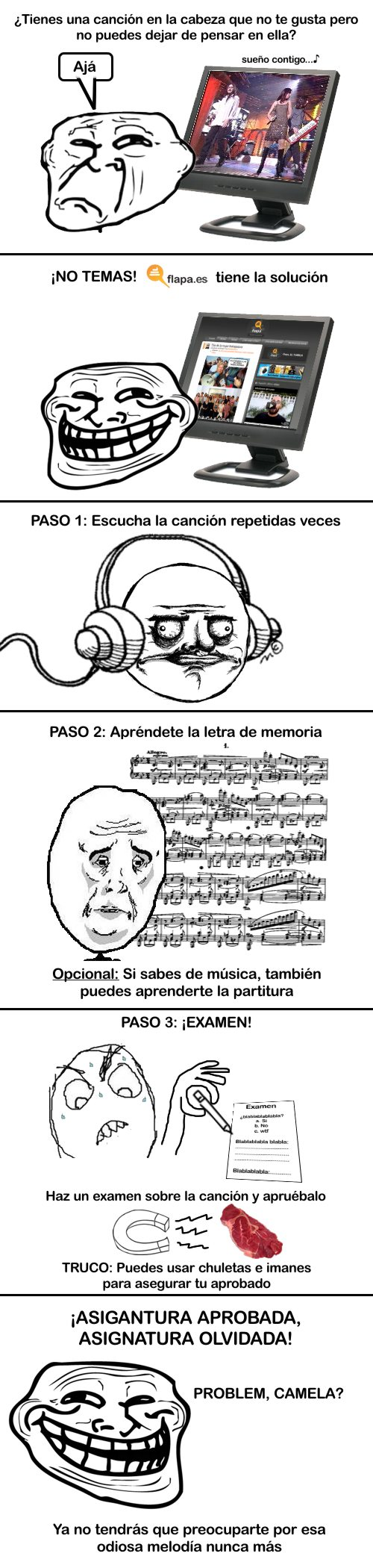 trollscience musica cancion