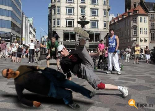 running hermanisisimo, break dance, baile callejero