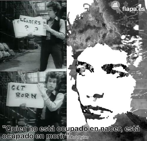 bob dylan, musica, artista, no follow leaders, renace, cumpleaños, subterranean homesick blus, 60's