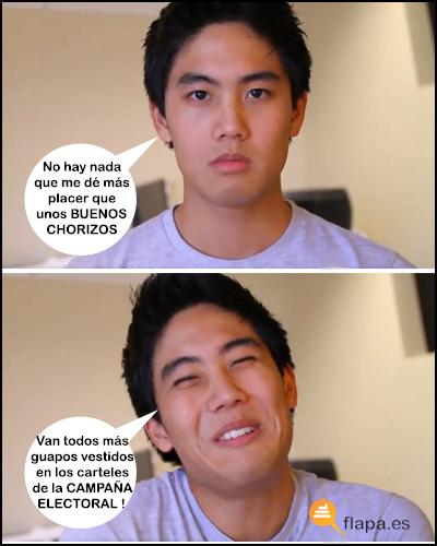 humor, flapa, viñeta, funny, gamberrete, meme, politicos, elecciones 2011