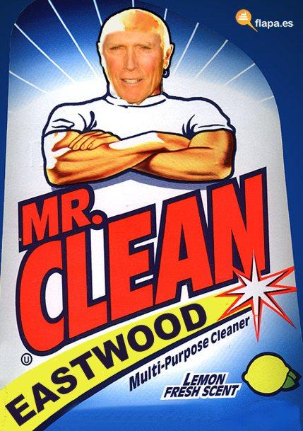 mr. clean eastwood