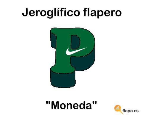 jeroglifico flapero p