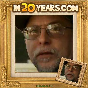 chuck testa, dentro de 20 años, in 20 years, humor, meme, viñeta