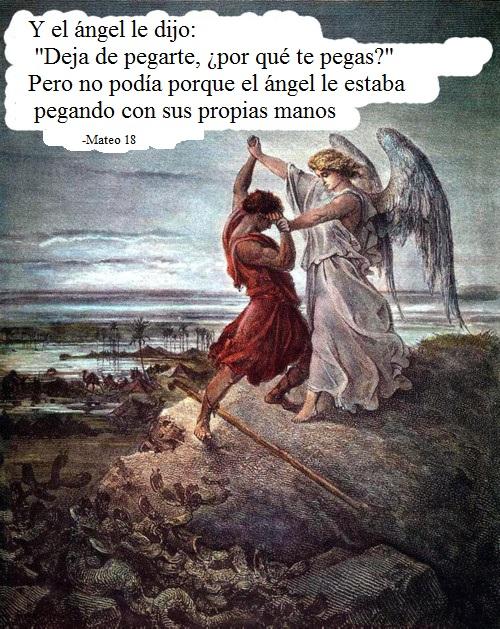 humor imagen ángel
