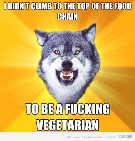humor, flapa, vegetariano, funny, viñeta