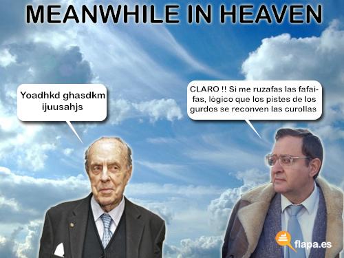 humor, viñeta, fraga, ozores, manuel fraga, muerte, franco, dictadura, españoles fraga ha muerto, flapa, humor, funny