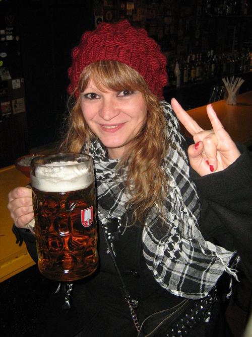 sessa's birra's style, birra, cerveza, colaboracion, mari