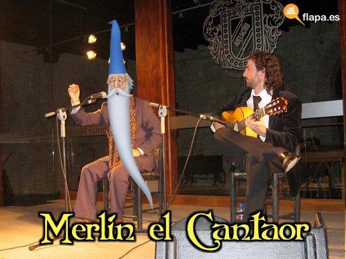 merlin cantaor