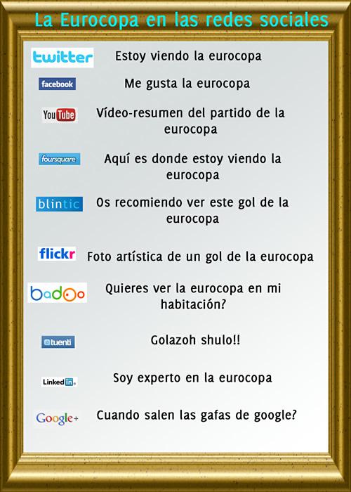 redes sociales, eurocopa, pamplina, colaboracion, futbol, viñeta, humor