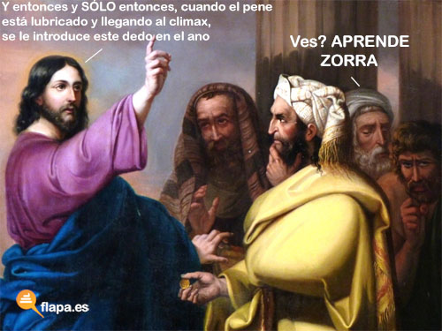 humor, viñeta, jesus lol, funny, flapa, iglesia, religión