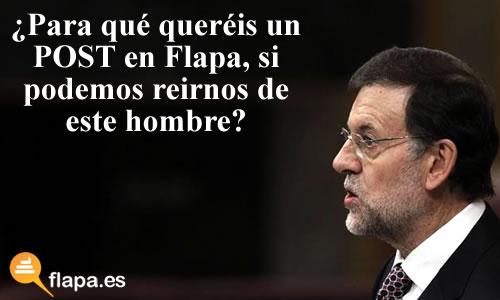 viñeta, humor, en verdad hoy es que no teníamos post ni ná, flojo, andaluces, Rajoy hijoputa