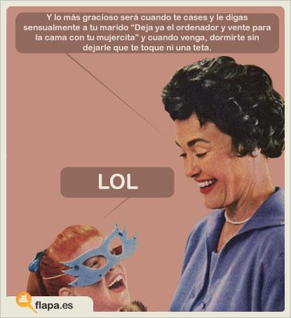 humor, viñeta, flapa, secretos de mujer, machismo, feminismo