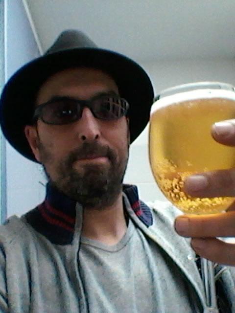 cumpleaños, ali, cerveza, esta va por ti FLAPERA
