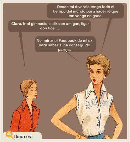 humor, viñeta, flapa, funny, secretos de mujer, machismo, feminismo, facebook