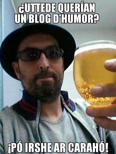 colaboracion mojonera, mohonera, viñeta, humor, meme, jerman, cerveza