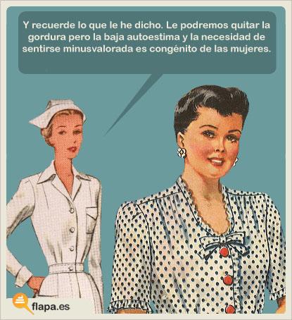 humor, viñeta, secretos de mujer, machismo, feminismo, flapa, funny