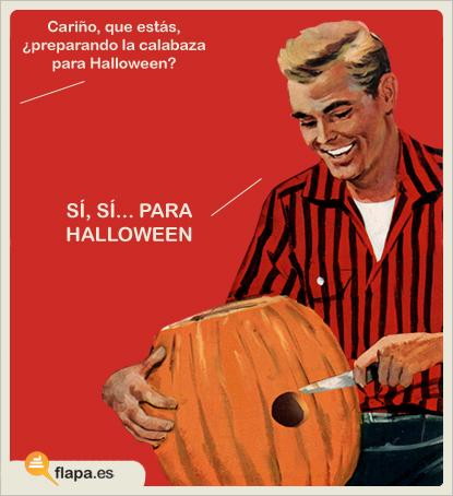 humor, viñeta, flapa, funny, halloween