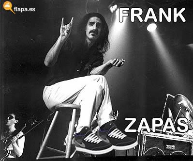 viñeta, humor, frank zappa, musica, pamplina, guitarra, Rajoy maricón