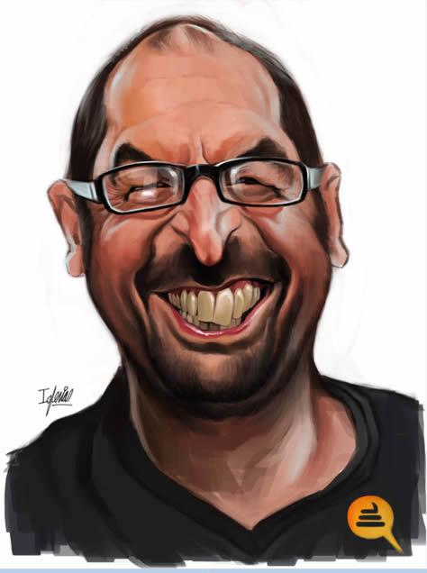 caricatura jerman